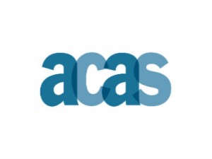 Blog image of Acas logo