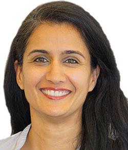 London Endodontist Dr Sameena Choudhry